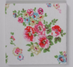 Ceramic Wall Tiles Made With Cath Kidston Cranham Rose